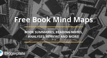 Book Mind Maps / A selection of summative, analytical and recommendatory Book mind maps, from the free Biggerplate library. Check out our full 'Books' mind map library here: http://www.biggerplate.com/general-mindmaps/44/books