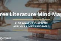 English Literature/Language Education Mind Maps / Some great mind maps for students and teachers, focused on English Literature and Language, from the free Biggerplate mind map library. See the full English mind map library here: http://www.biggerplate.com/education-mindmaps/31/english
