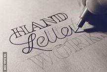 grafica _ lettering