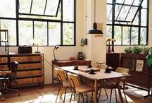 Loft designs / by Jane Seal