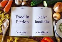 Food in Fiction (September 2015) / Celebrating food and drink in books