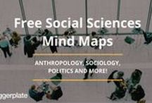 Social Sciences Mind Maps / Mind Maps from the Social Sciences mind map library on Biggerplate.com. Check out the full Social Sciences mind map library here: http://www.biggerplate.com/education-mindmaps/41/social-sciences