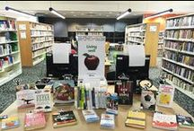 TPL Living Well Displays:Toronto Public Library / Some examples of our current branch displays using our latest training.