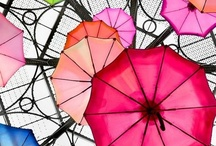 Umbrella theme / by Kimberly Christain Designs Christain Designs