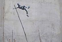 streetart / by Henning Mühlinghaus
