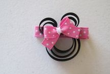 HAIR BOWS & PINS / by Rose Yarko-Lazzeri