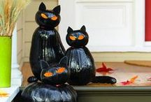 Halloween / by Elizabeth Hill Delvecchio
