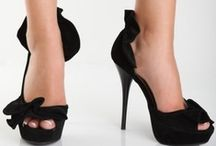 Shoes / by Courtney Kubit