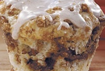 Breads, Muffins, Rolls / by Karen Merrick Videgar