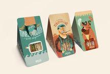 Package Design / by Andrea Chernioglo
