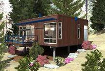 Maine Cabin / by Chip Munkey
