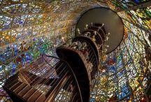 Architecture / by Elizabeth Hill Delvecchio