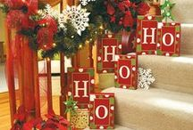 Christmas // Winter Ideas / by Courtney Kubit