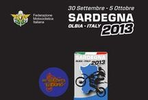 ISDE 2013 / The Italian Motorcycle Federation (FMI), under patronage of the International Motorcycle Federation (FIM), has the honour of organising the 88th edition of the International Six Days of Enduro 2013 (ISDE), exactly 100 years from the first competition held in Carlisle in the United Kingdom.