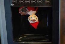 Elf on the Shelf ideas / by Courtney Kubit