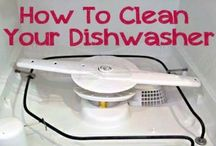 Cleaning tips / by Courtney Kubit