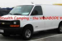 """Van Dwelling Lifestyle / Tis a gift to live simple and free. To be able to pull into any parking space and sleep without being told """"no campers allowed here.""""  We LOVE this lifestyle - it's what we're doing next!"""