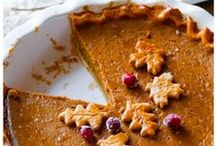 Thanksgiving Recipes / Yes - turkey recipes and instructions found here, but also tons of yummy recipes to turn heads and make mouths water at Thanksgiving!