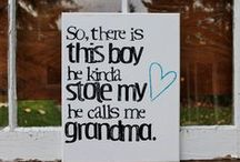 Grandma Quotes / I thought being a mom was the most awesome life experience ... until my grandchildren were born!  I love being a grandma!
