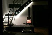 Designerskie kominki wolnostojące / Kominki przystosowane do domów pasywnych, energooszczędnych . Kominki wolnostojące wyposażone w system RLU.