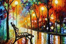 Creativity / Works of art that I like.