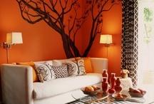orange / by Aloma Chase