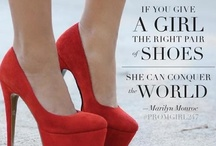For the Love of Shoes!!! / If I could have every pair...
