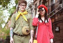 Halloween/Cosplay / by Andi McCarthy