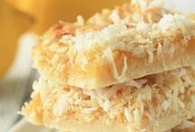 Bon Appetit--SWEET TREATS / by Karen Erickson