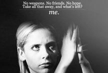 Buffy  / by Andi McCarthy
