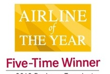 Airline of The Year  / #Airline #Bestairline #asianaairlines #airlineoftheyear #airlineindustry #Airlinenews / by Asiana Airlines