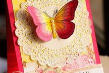 SCRAPEBOOK/CARD MAKING / by Karen Johnston