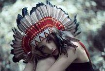 Headdress ~ Love / by ~ Cheyenne ~