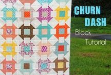 Quilty Bucket List / Quilts I'm going to make....one day!