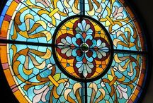 Stained Glass Windows / by Sandy Lumsden
