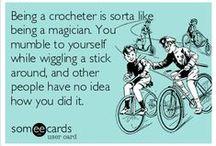 crochet/knit / by Andi McCarthy