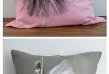 vankúše a deky
