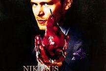 TrueOriginalVampire / True Blood, The Originals, The Vampire Diaries. Vampire