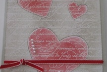Valentine's Day Projects / by Kim Wilson, Stampin' Up! Demonstrator