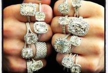 """BLING / """"If you like it then you shoulda put a ring on it"""" - Beyonce"""