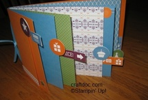 Mini - Albums / by Stampin' Up! Demonstrator
