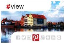 Widoki / Views / Widoki na Gdańsk / Views from Gdansk - More on: www.facebook.com/miastogdansk