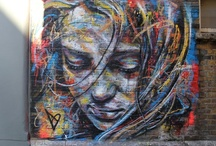 Street Art / Tag You're It / by Taylor Russell