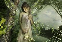 Faeries that live in my Garden / by Renee DiLorenzo