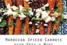 Healthy Veggie Recipes to Try / global, heath-minded vegan & vegetarian recipes we wish to try