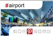 Nasze lotnisko / Our airport / MORE: www.pinterest.com/airportgdansk | Port Lotniczy Gdańsk im. Lecha Wałęsy to miejsce wyjątkowe, zaś Terminal T2 to dzieło architektury. / Gdańsk Lech Wałęsa Airport is an unique place and the T2 Terminal is an architectural masterpiece.
