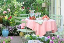A Garden Party / by Renee DiLorenzo