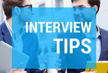 Interview Tips / Your guide to nailing interviews and feeling confident while you do it.
