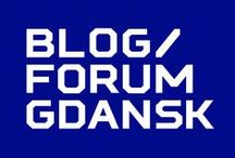 Blog Forum Gdańsk / Blog Forum Gdańsk to interdyscyplinarna konferencja dla blogerów. Spotykamy się by porozmawiać o blogowaniu, motywacjach pchających nas do tego zajęcia i wartościach takich jak wolność słowa. / Blog Forum Gdansk is an interdisciplinary conference for bloggers. We meet and discuss about blogging, motivation, and values such as freedom of speech.