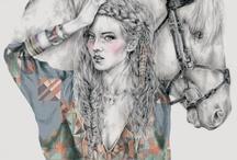 Illustration / by Martha Bowyer